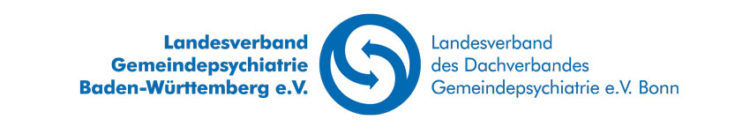 Landesverand Gemeindepsychiatrie Baden Württemberg e.V. Logo